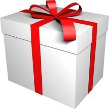 Cadeau offert